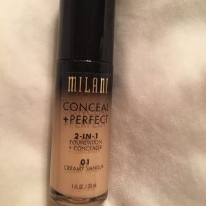 Milani Conceal and Protect Foundation